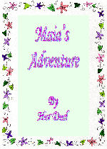 Maia's Adventure - 'pick-your-own-adventure' book wot I writ